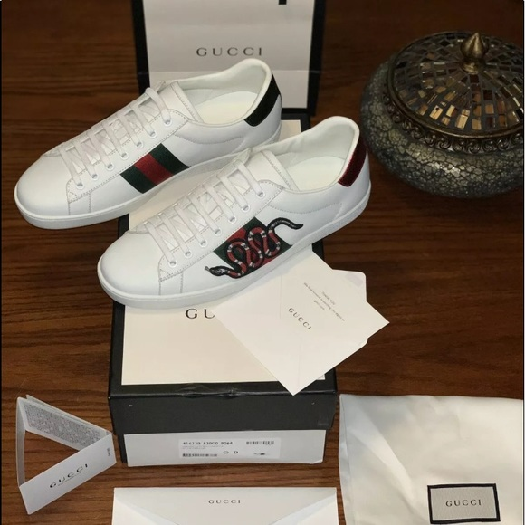 56815b62384 Gucci Other - Gucci Ace Sneakers